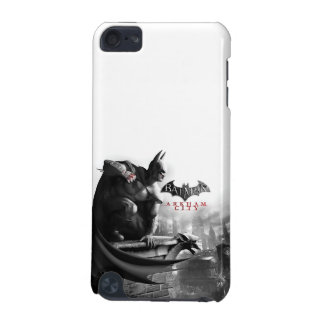 AC Poster - Batman Gargoyle Ledge iPod Touch 5G Cases