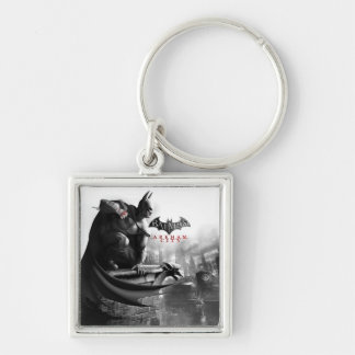 AC Poster - Batman Gargoyle Ledge Key Chains