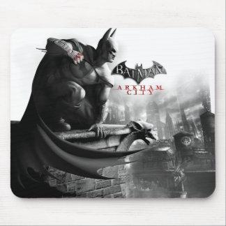 AC Poster - Batman Gargoyle Ledge Mousepads