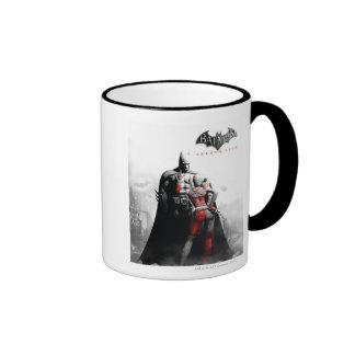 AC Poster - Batman & Harley Mugs