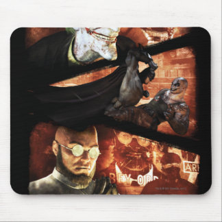 AC Poster - You're Not Safe Here 2 Mousepads