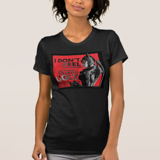 AC Propaganda - Catwoman Uncomfortable Tshirt