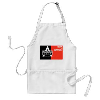 AC Propaganda - Escape is Impossible Standard Apron