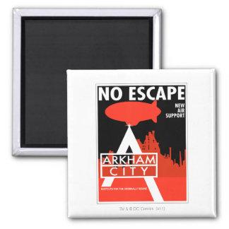 AC Propaganda - No Escape - New Air Support Square Magnet