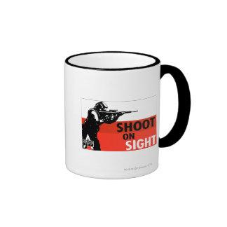 AC Propaganda - Shoot On Sight Ringer Mug
