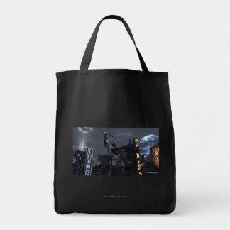 AC Screenshot 22 Grocery Tote Bag