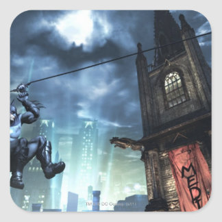 AC Screenshot 5 Square Sticker