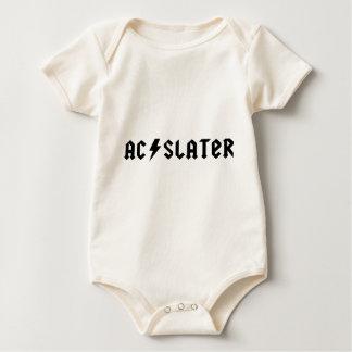 AC Slater ACDC Baby Bodysuit