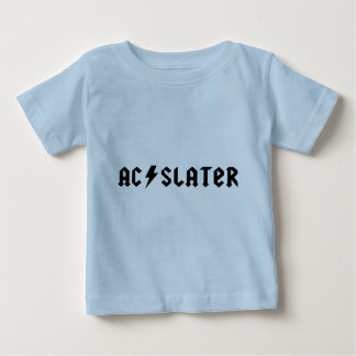 AC Slater ACDC Baby T-Shirt