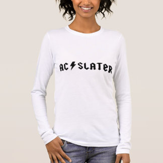 AC Slater ACDC Long Sleeve T-Shirt