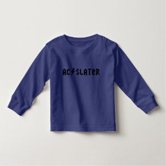AC Slater ACDC Toddler T-Shirt