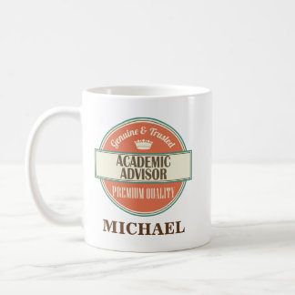 Academic Advisor Personalised Office Mug Gift