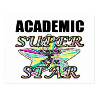 Academic Superstar Postcard