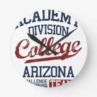 academy division college clock