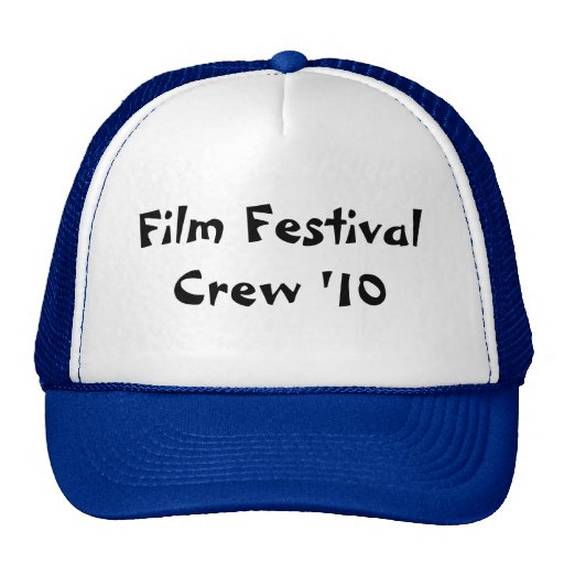 Academy Film Festival Hat