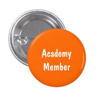 Academy Member Pinback Buttons