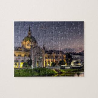 Academy of Fine Arts, Sarajevo, Bosnia and Herzego Jigsaw Puzzle