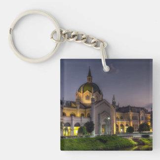 Academy of Fine Arts, Sarajevo, Bosnia and Herzego Key Ring