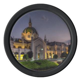 Academy of Fine Arts, Sarajevo, Bosnia and Herzego Poker Chips