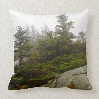 Acadia Boulders & Pines Pillow