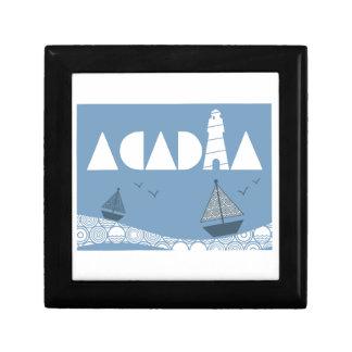 Acadia Gift Box