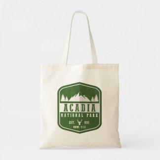 Acadia National Park Budget Tote Bag