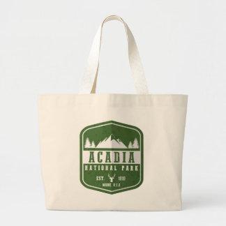 Acadia National Park Jumbo Tote Bag
