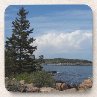 Acadia National Park, Maine Beverage Coaster