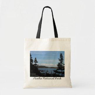 Acadia National Park, Maine Budget Tote Bag