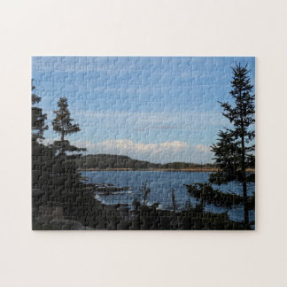 Acadia National Park, Maine Jigsaw Puzzle