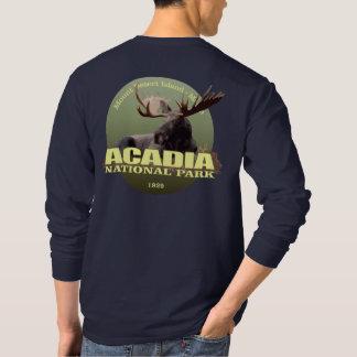 Acadia National Park (Moose) WT T-Shirt