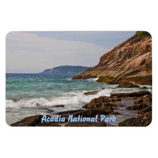 Acadia Shore Premium Magnet