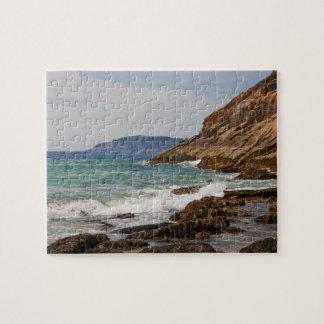 Acadia Shore Puzzle