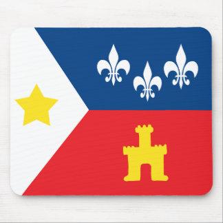 Acadiana Cajun Flag Mouse Pad