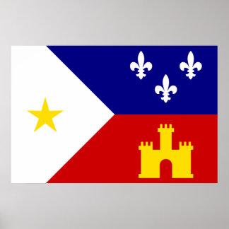 Acadiana, ethnic print