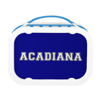 Acadiana Lunch Box