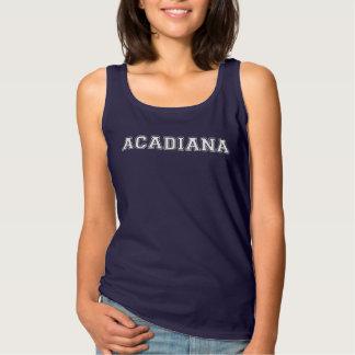 Acadiana Singlet