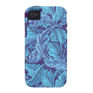 "Acanthus ""True Blue"" Case For The iPhone 4"