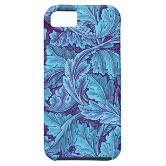 "Acanthus ""True Blue"" iPhone 5 Cover"