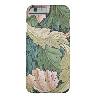 'Acanthus' wallpaper design, 1875 Barely There iPhone 6 Case
