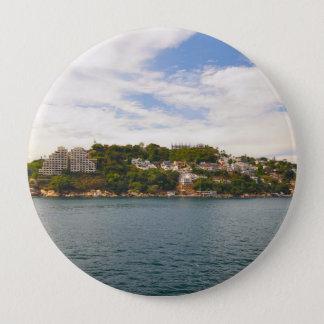 Acapulco Mexico 10 Cm Round Badge