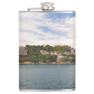 Acapulco Mexico Flasks