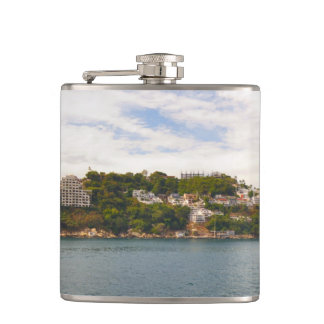 Acapulco Mexico Hip Flask