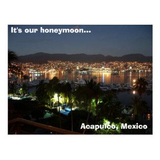Acapulco, Mexico Postcard