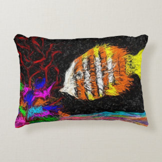 Fish Design Cushions - Fish Design Scatter Cushions Zazzle.com.au