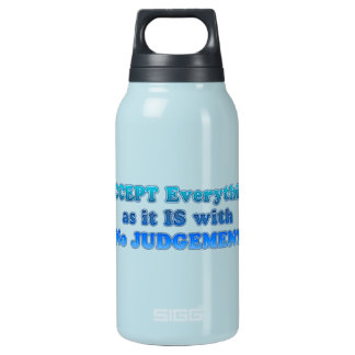 Accept Everything Insulated Water Bottle