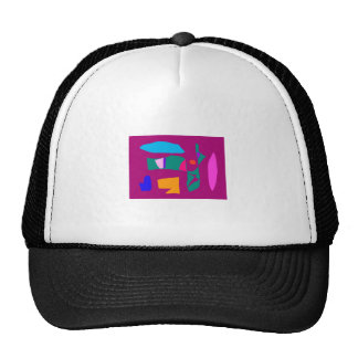 Acceptance Daughter Earth Air Communication Mesh Hats