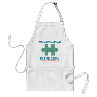 Acceptance Is The Cure Standard Apron