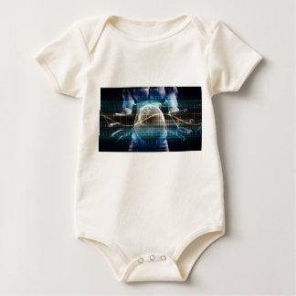 Access Control Security Platform Baby Bodysuit