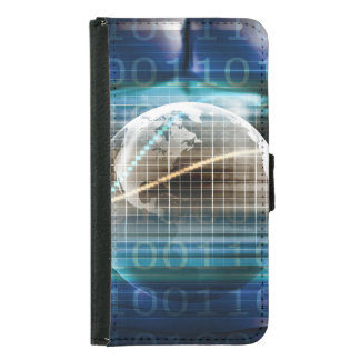 Access Control Security Platform Samsung Galaxy S5 Wallet Case